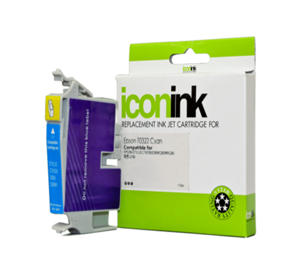 Compatible Epson T0323 Magenta Ink Cartridge