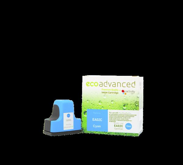 EcoAdvanced HP 02 Cyan Ink Cartridge (C8771WA)