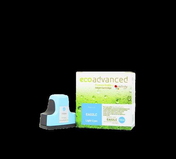 EcoAdvanced HP 02 Light Cyan Ink Cartridge (C8774WA)