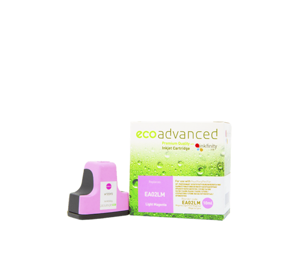 EcoAdvanced HP 02 Light Magenta Ink Cartridge (C8775WA)