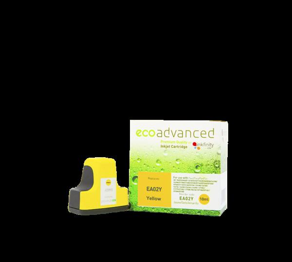 EcoAdvanced HP 02 Yellow Ink Cartridge (C8773WA)