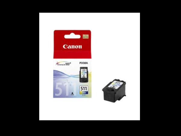 Genuine Canon CL511 Colour