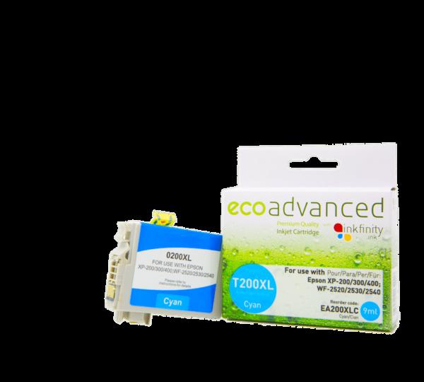 EcoAdvanced Epson 200 XL Cyan