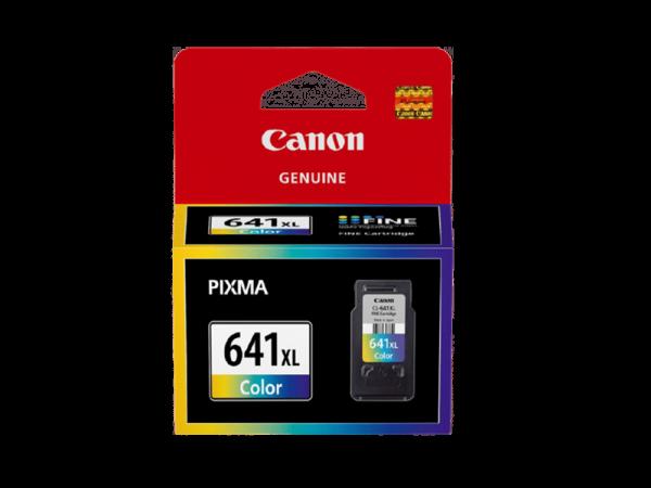 Genuine Canon CL641 XL Colour