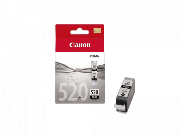Canon PGI520 Black Ink Cart