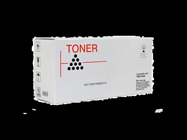 Compatible Brother TN3185 Black Toner
