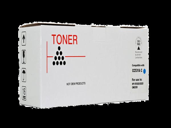 Compatible Canon CART318 Cyan Toner