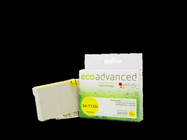 EcoAdvanced Epson 133 Yellow Ink Cartridge