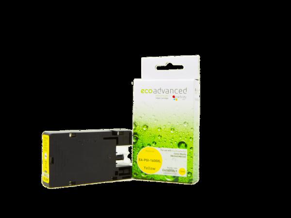 EcoAdvanced Canon PGI1600 High Capacity Yellow