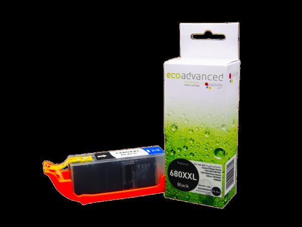 EcoAdvanced Canon PGI680 XXL Black
