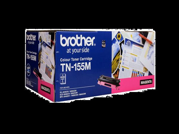 Brother TN155 Magenta Toner Cartridge
