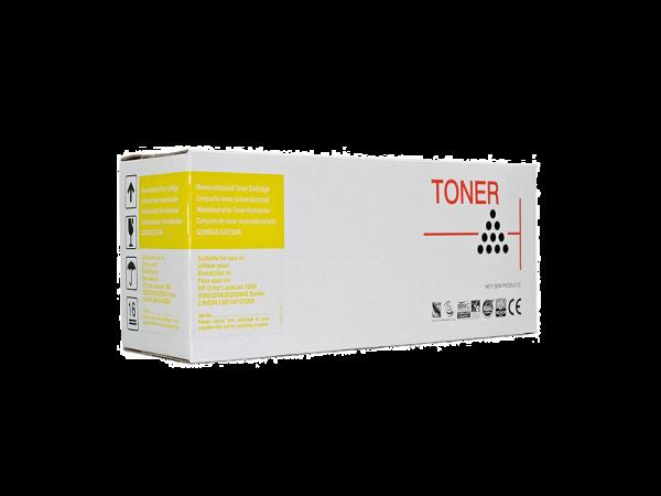 Compatible Canon CART316 Yellow Toner