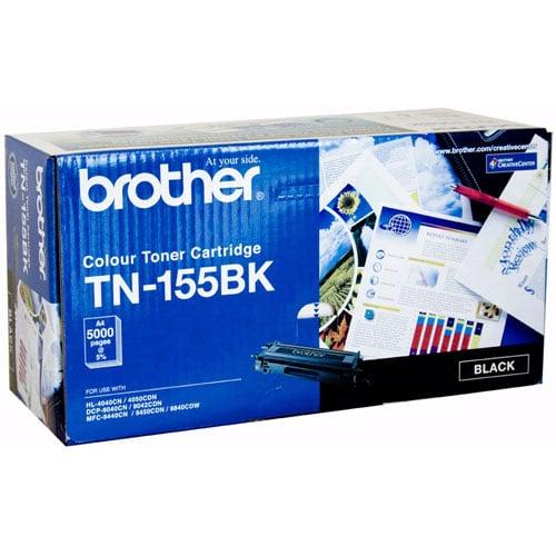 Brother TN155 Black Toner Cartridge