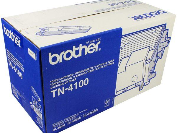 Genuine Brother TN4100 Black Toner Cartridge
