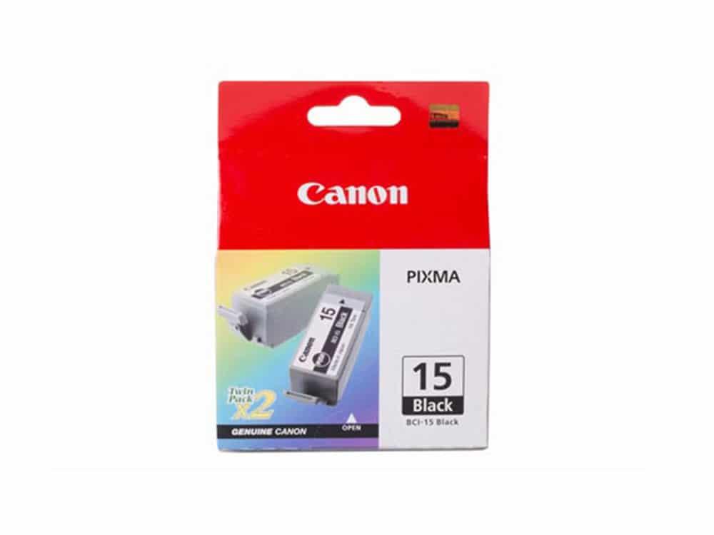 Canon BCI15BK Ink Cartridge Black