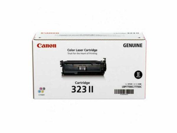 Genuine Canon CART323 II High Yield Toner – Black