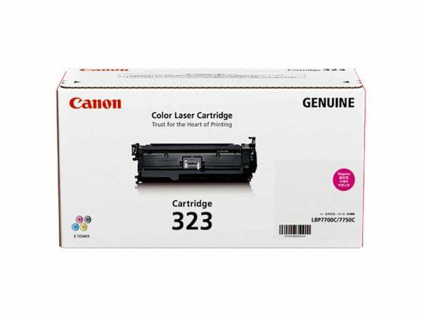 Genuine Canon CART323 Magenta Toner
