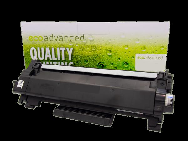 EcoAdvanced HP CE255X Black Toner Cartridge