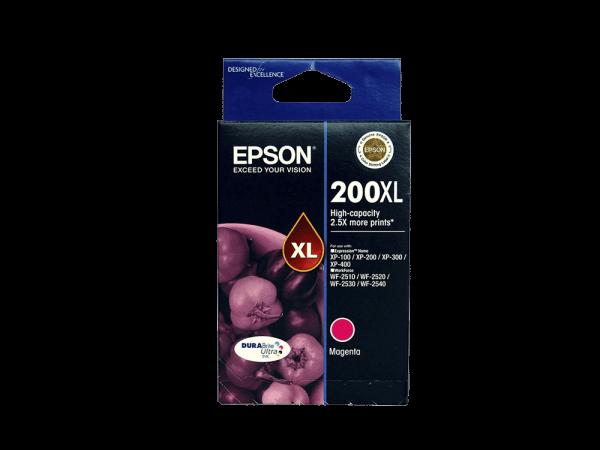 Genuine Epson 200 XL  Magenta