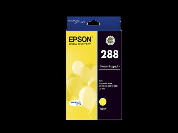 Genuine Epson 288  Yellow