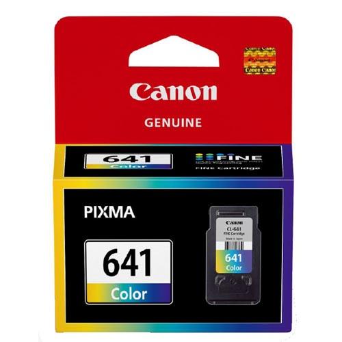 Genuine Canon CL641 Colour