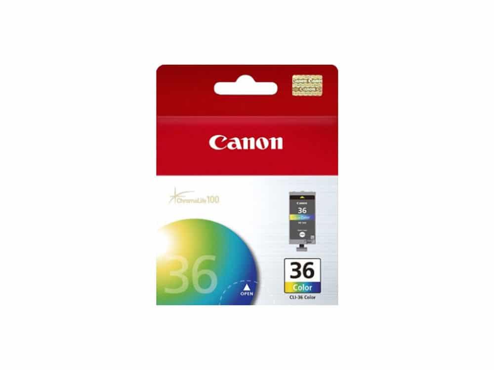 Genuine Canon CLI-36 Colour Photo Cartridge