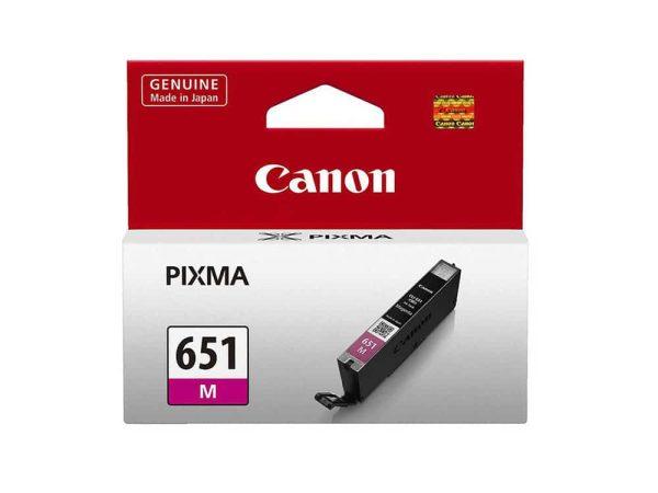 Genuine Canon CLI651 Magenta