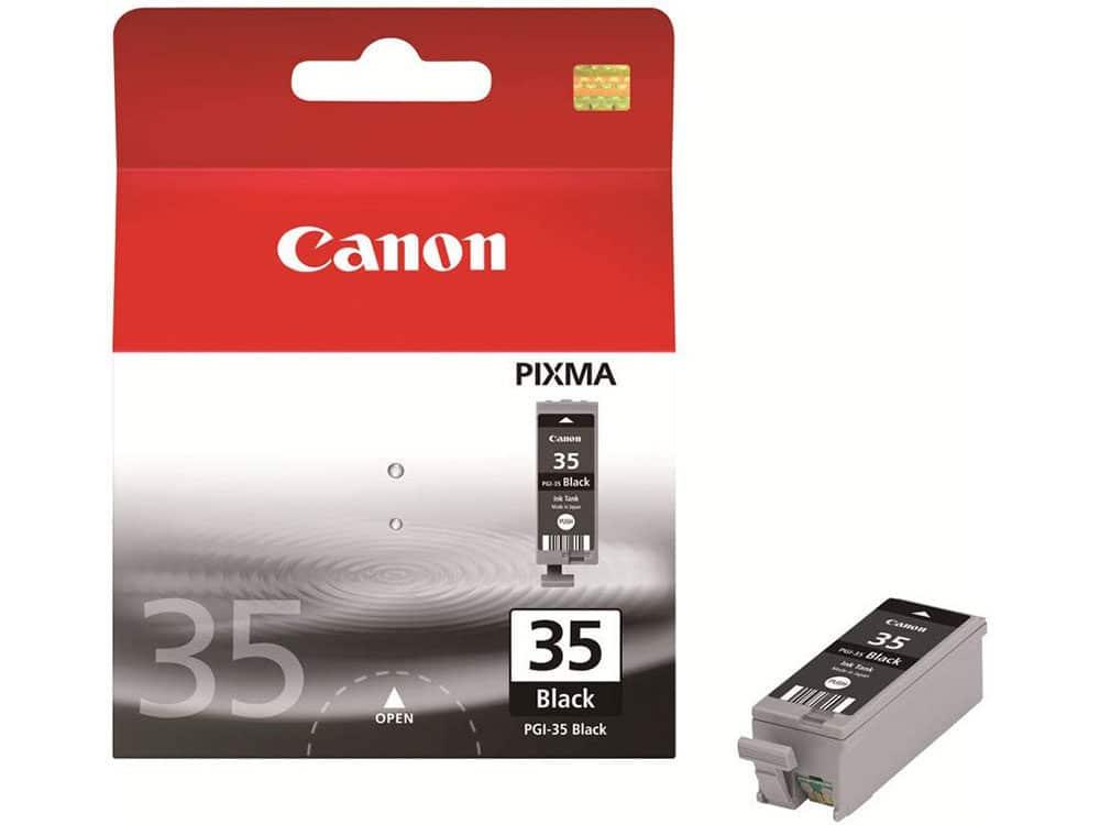 Genuine Canon PGI-35 Black Cartridge