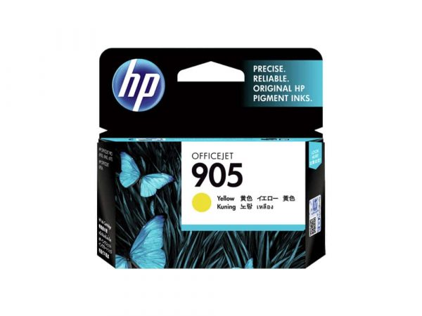 Genuine HP 905 Yellow Ink Cartridge