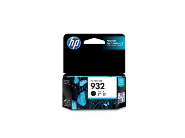 Genuine HP 932 Std Capacity Black Ink Cartridge