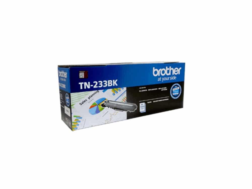 Genuine Brother TN233 Black Toner