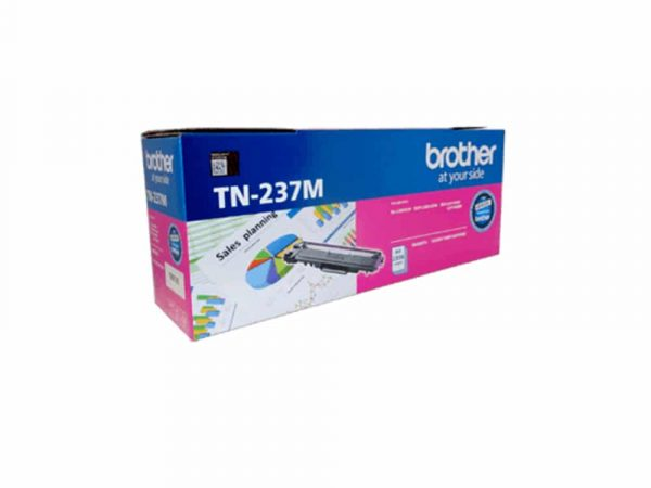 Genuine Brother TN237 Magenta Toner XL
