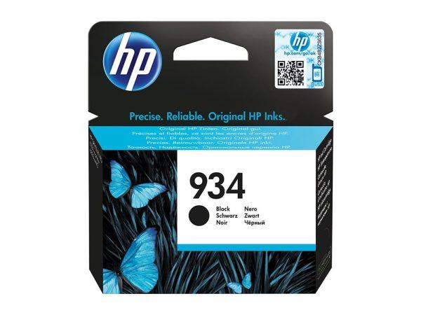 Genuine HP 934 Black Ink Cartridge
