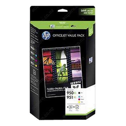 Genuine HP 950XL & 951XL 4pk Ink Cartridge