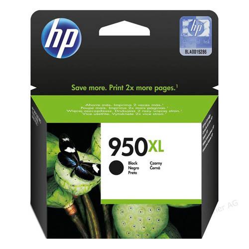 Genuine HP 950XL Black Ink Cartridge