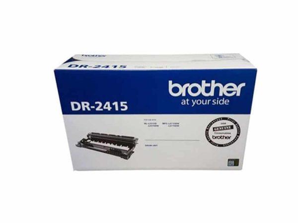 Genuine Brother DR2415  Drum Unit (Not Toner)