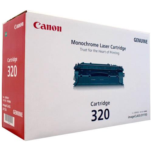 Canon CART320 Black Toner