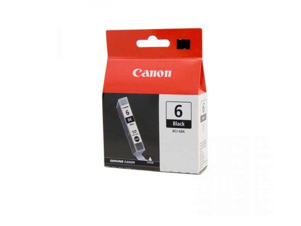 Genuine Canon BCI6 Black