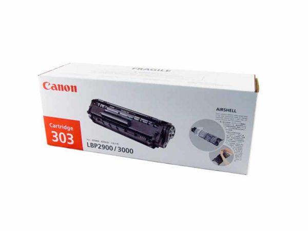 Genuine Canon CART303 Black Toner