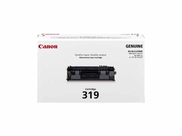 Genuine Canon CART319 Black Toner