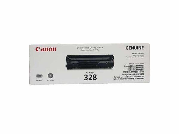 Genuine Canon CART328 Black Toner