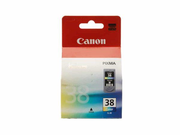 Genuine Canon CL38 Colour Ink