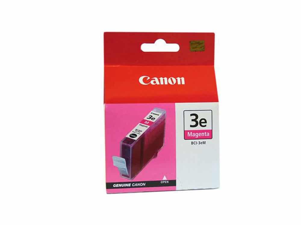 Genuine Canon Ink BCI3E Magenta