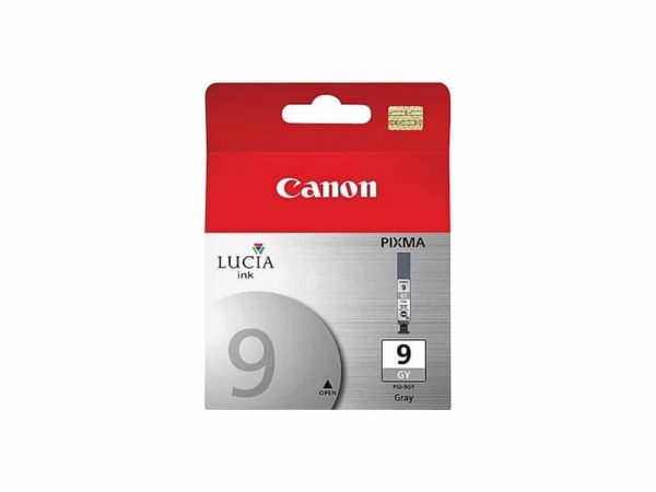Genuine Canon PGI9 Grey Ink