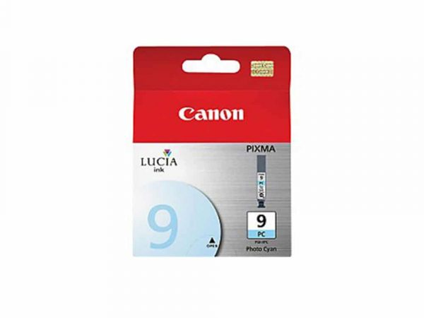 Genuine Canon PGI9 Photo Cyan Ink