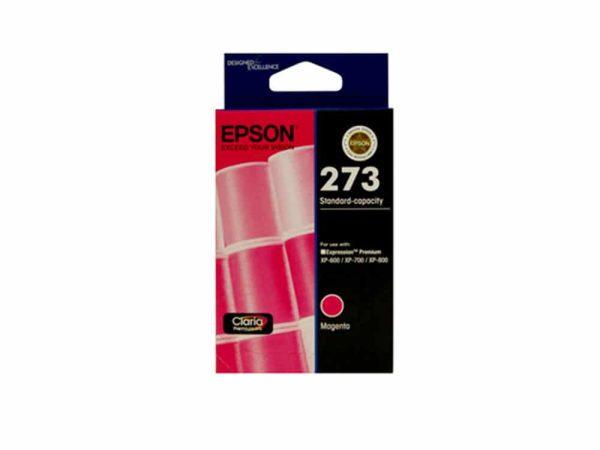 Genuine Epson 273 Magenta