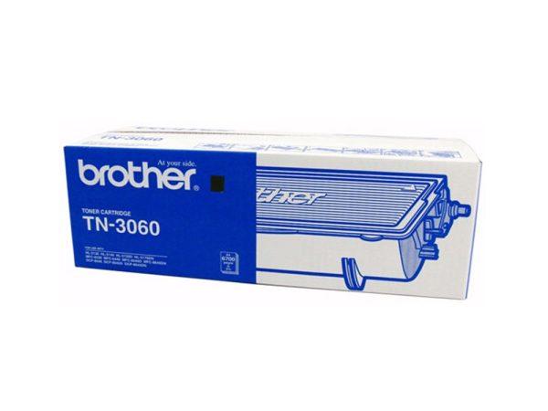 Genuine Brother TN3060 Black Toner