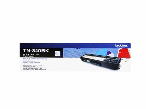 Genuine Brother TN340 Black Toner