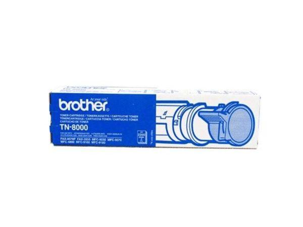 Genuine Brother TN8000 Black Toner Cartridge