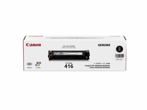 Genuine Canon CART416 Black Toner